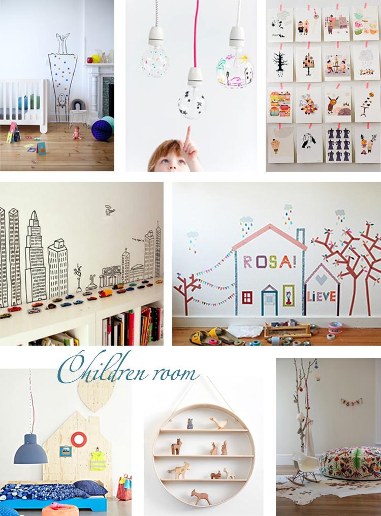 Niebanalne Dekoracje W Pokoju Dziecka Zabłocka Studio