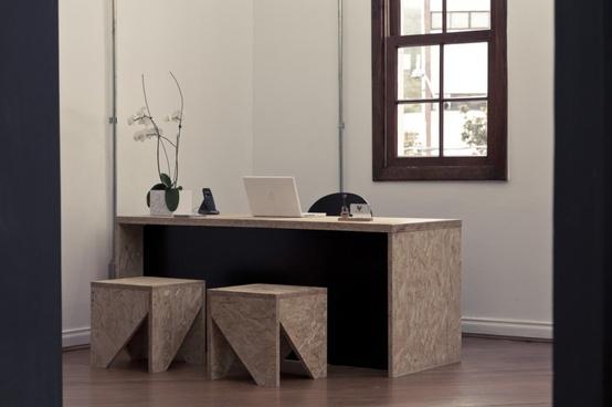 Osb design zab ocka studio for Wohnideen minimalisti